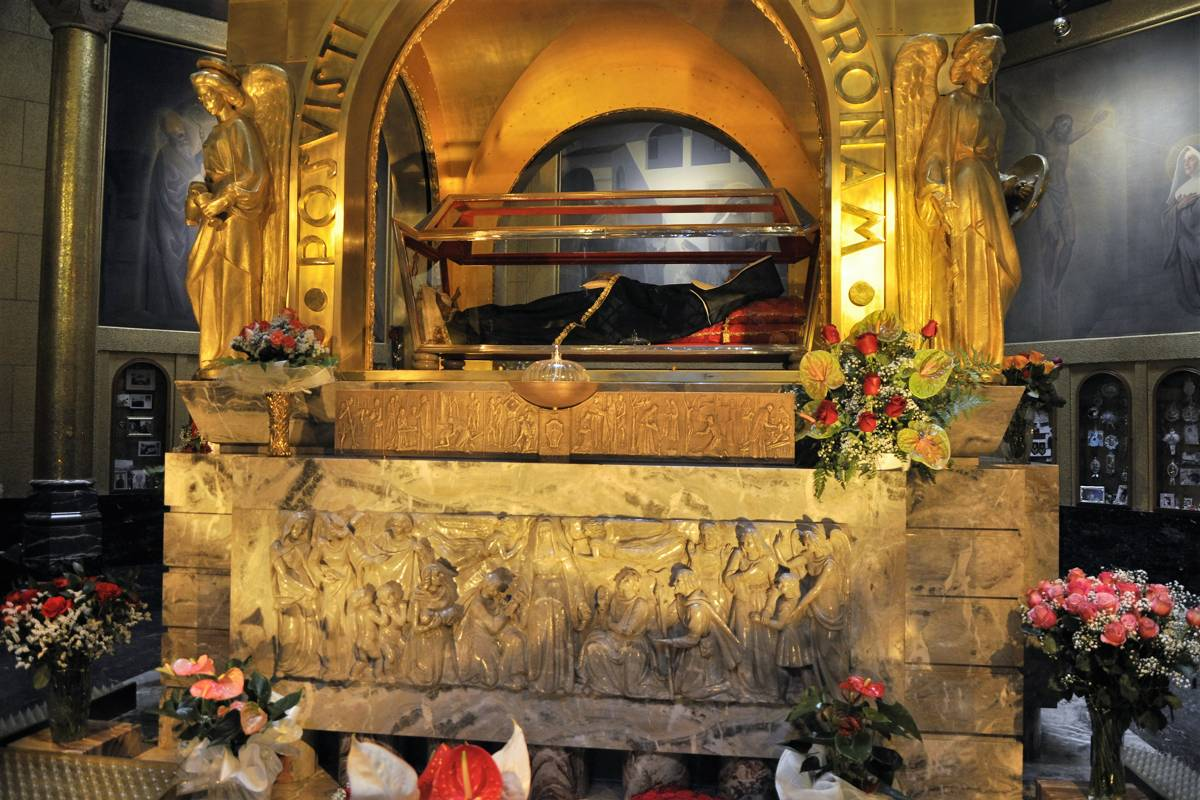 Ciało św Rity święta Rita Nowy Sącz